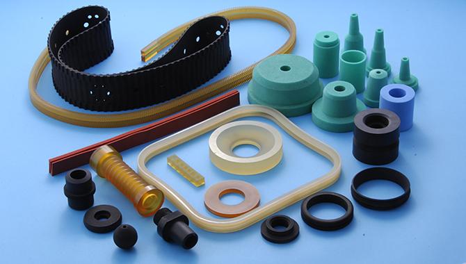 ゴム機械加工技術製品例