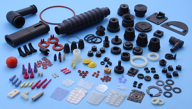ゴム成形技術製品例